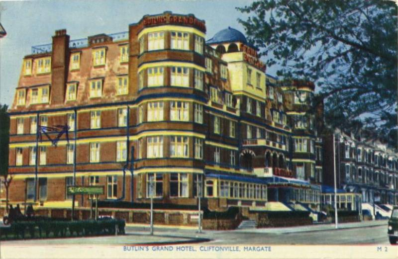 Cliftonville Hotels Assorted Images